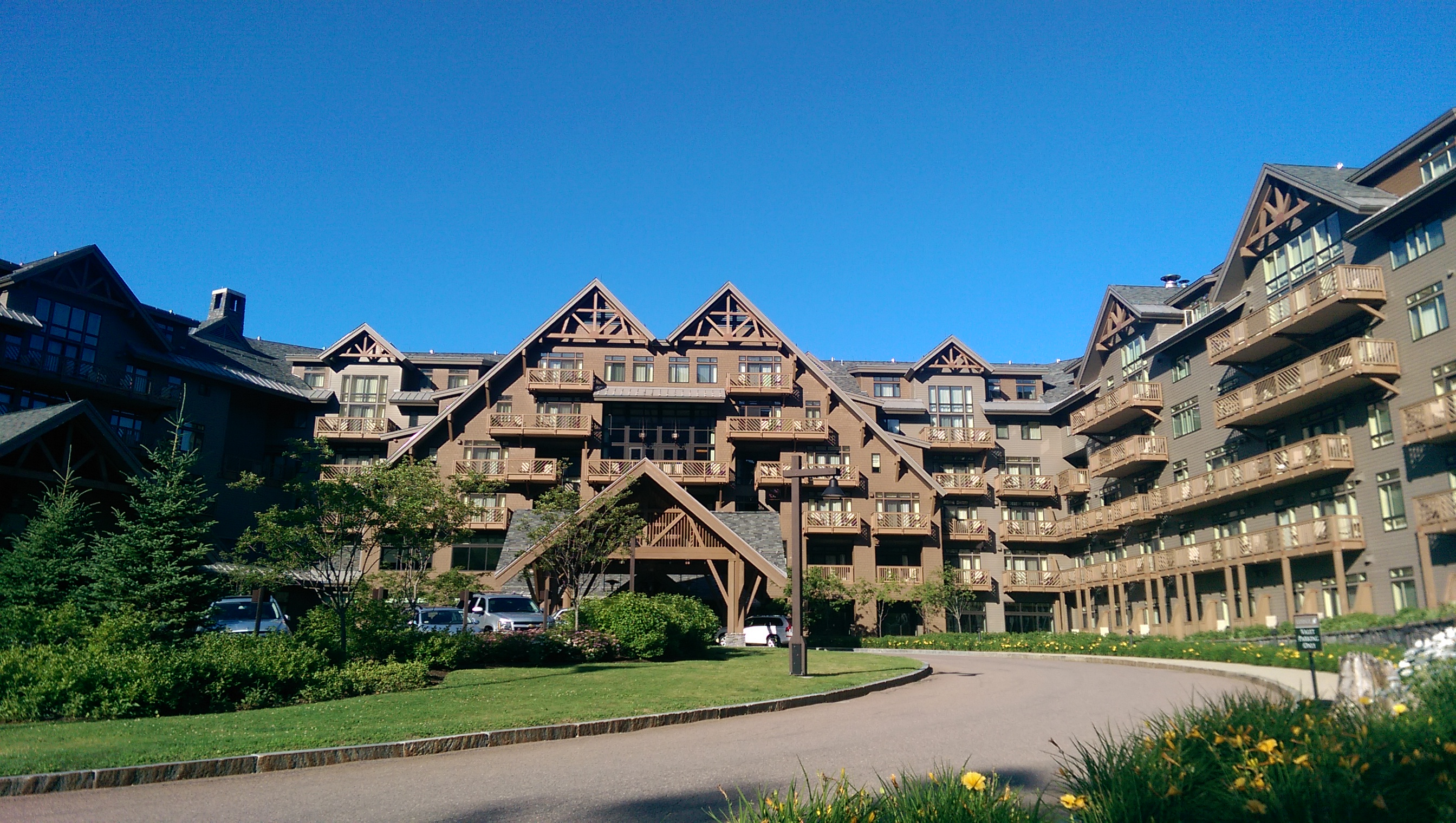 Stowe Mountain Lodge >> Stowe Mountain Lodge A Little Bit About A Lot Of Things A Little